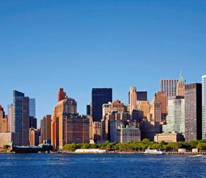 Paquete Joyas del Este con Nueva York